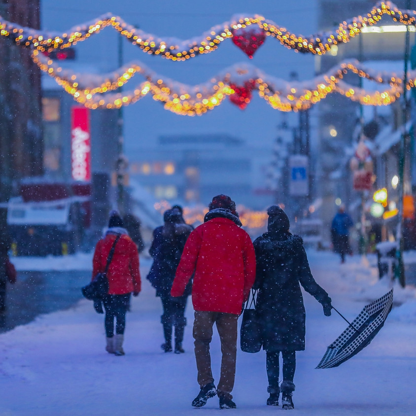 Medlemsmøte: Jul i Tromsø