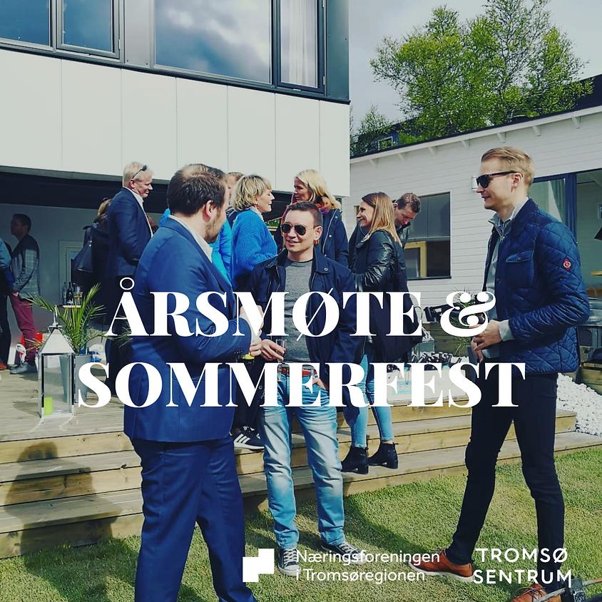 Årsmøte og Sommerfest