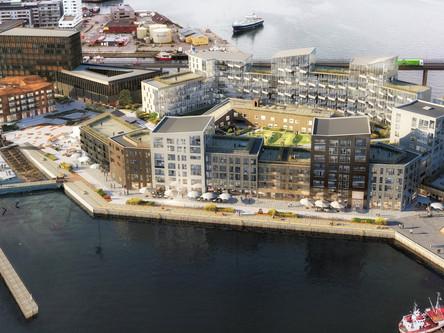 Byggingen av Fram på Vervet vil sysselsette 600 årsverk