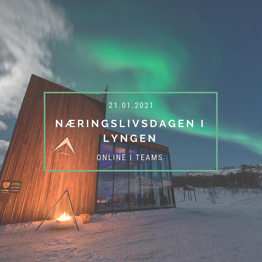 Digitalt: Næringslivsdagen i Lyngen