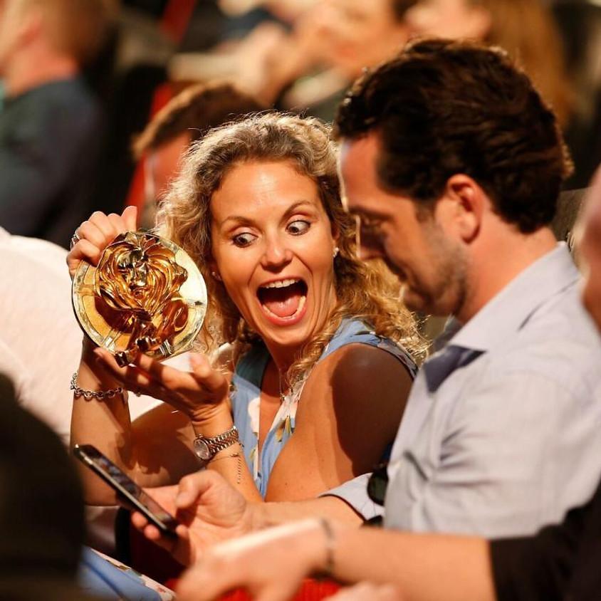 Avlyst: Inspirasjonsfrokost Cannes Lions på Aurora kino Fokus