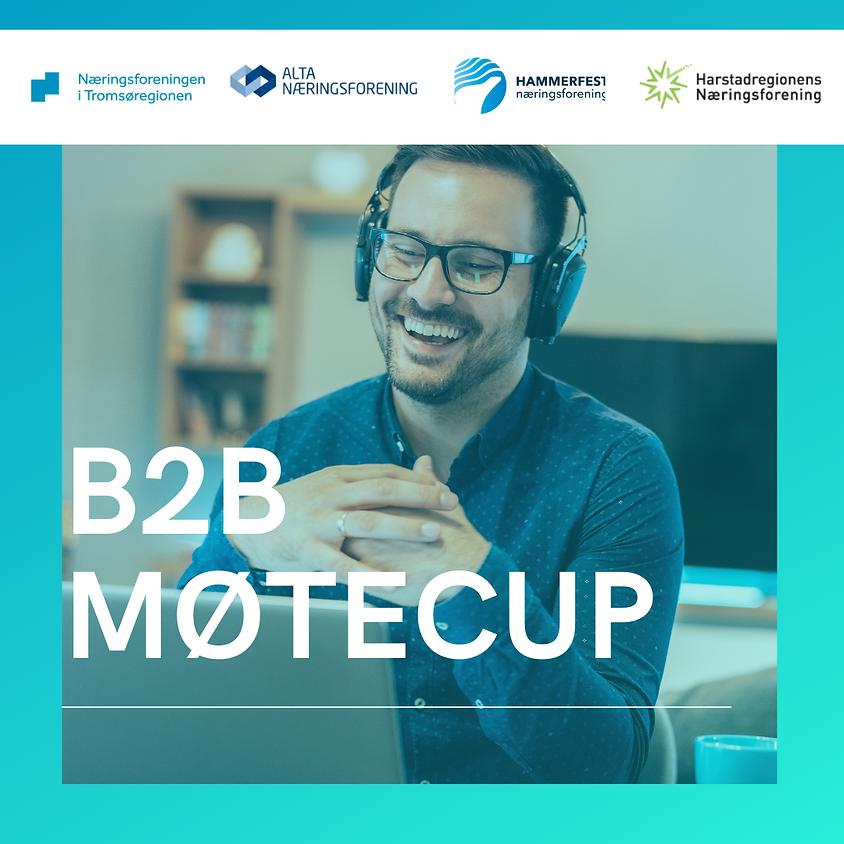 B2B Møtecup - møt nye bedrifter på tvers av fylket