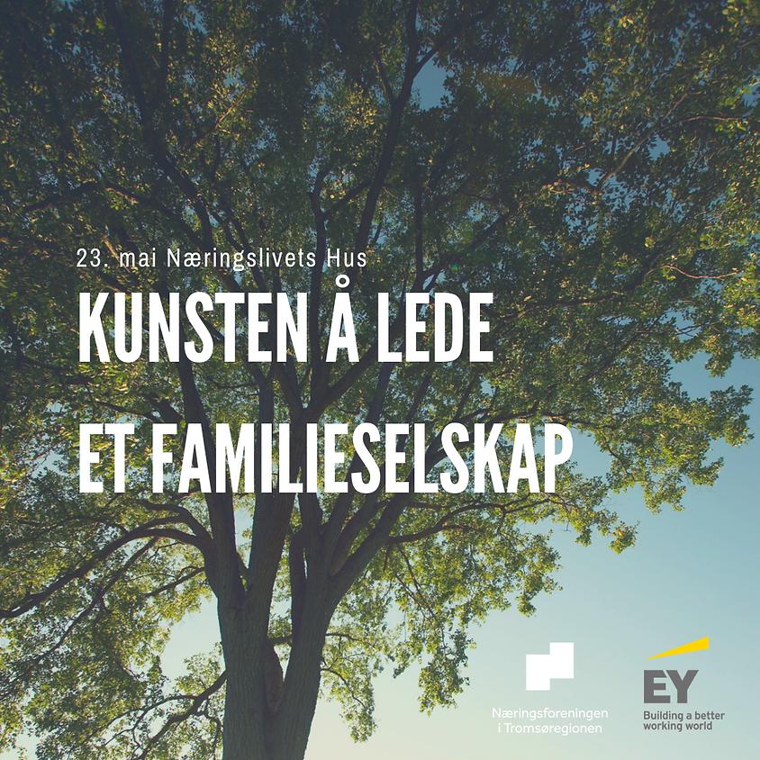 Kunsten å lede et familieselskap