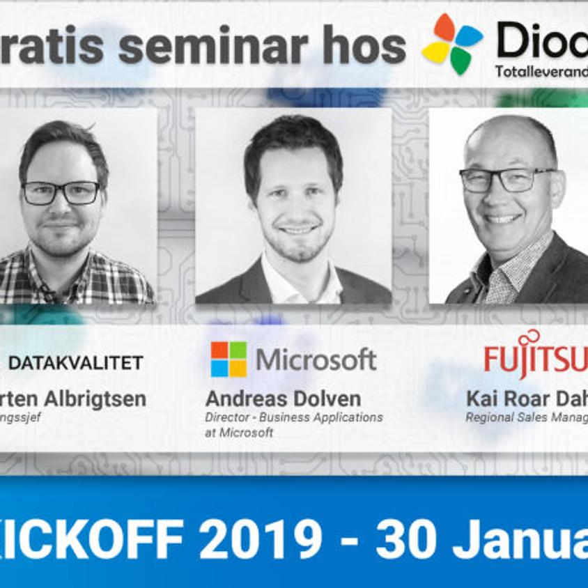"Diode: ""Kick-off 2019"""