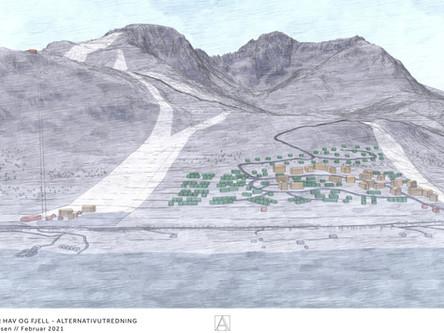 Planlegger alpin- og sykkelpark i fjellet