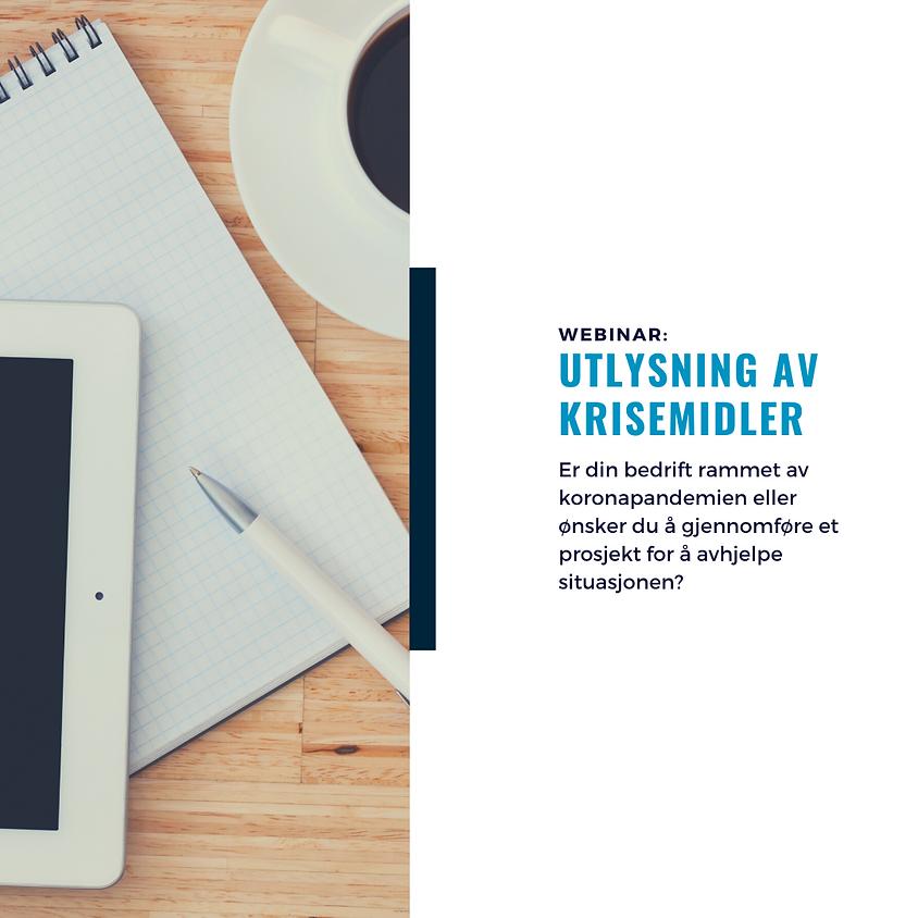 Webinar: Likviditetsstøtte for bedrifter i Tromsø