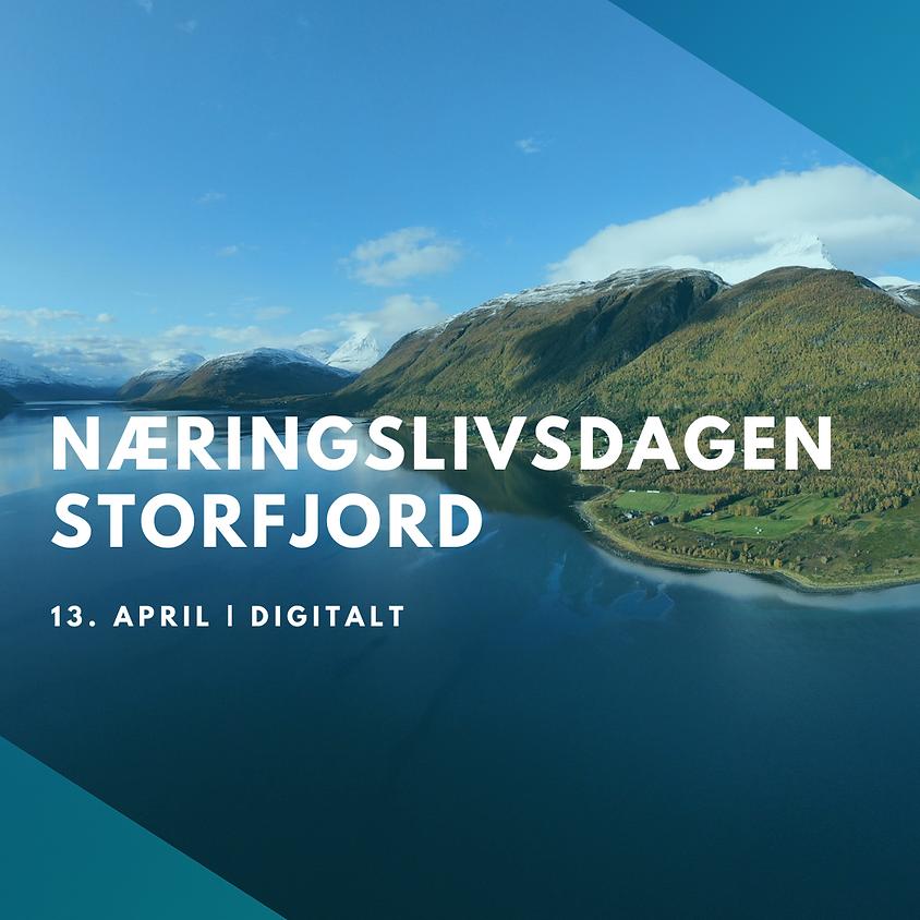 Digitalt: Næringslivsdagen i Storfjord