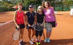Finalisten Damen-Doppel 2019