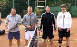 Finalisten Herren-Doppel 2019