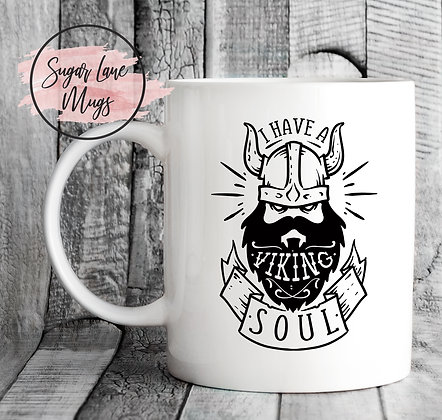I Have Viking Soul Mug