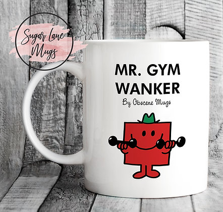 My Gym Wanker Mug