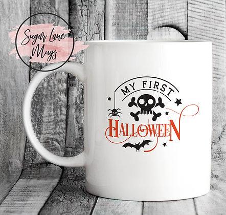 My First Halloween Mug
