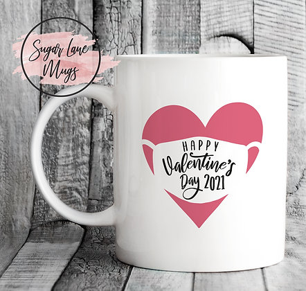 Happy Valentine's Day 2021 Mug