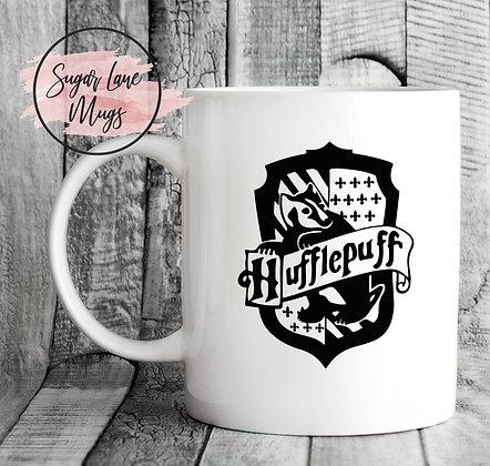 Hufflepuff Harry Potter Mug