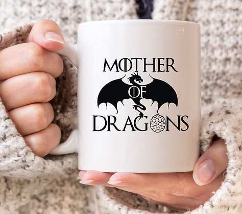 Mother of Dragons Game of Thrones Mug