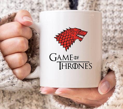 Game of Thrones Red Mug