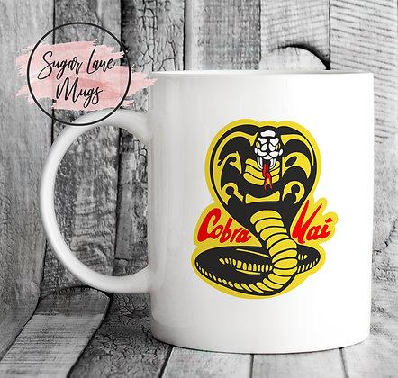 Karate Kid Cobra Kai Logo Mug