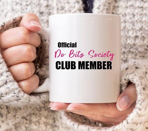 2018 Love Island Official Do Bits Society Pink Mug