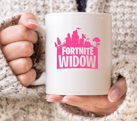Fortnite Widow Gaming Mug