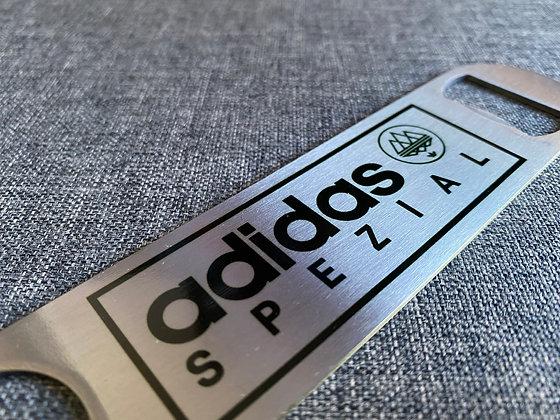 SPZL Custom Personalised Sneaker Beer Bottle Opener Bar Blade