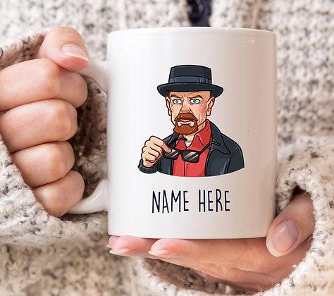 Walter White Heisenberg Breaking Bad Mug