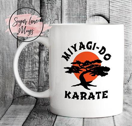 Miyagi-Do Karate Kid Cobra Kai Mug