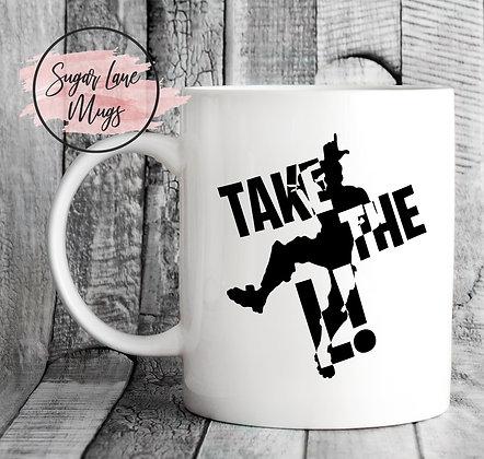 Take The L Fortnite Mug
