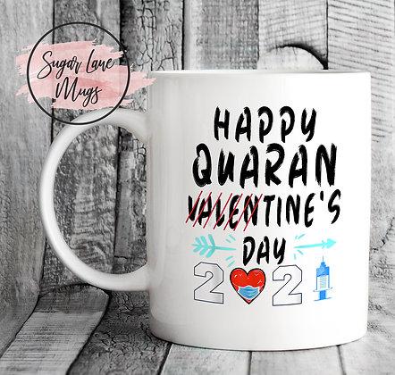 Happy Quarantine's Day 2021 Mug