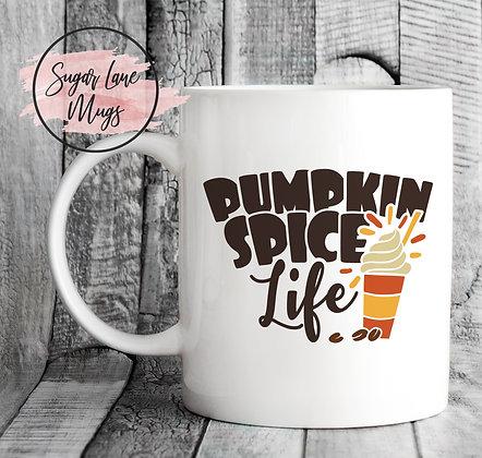 Pumpkin Spice Life Mug