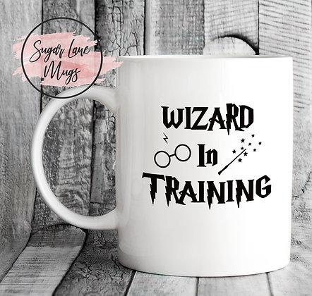 Wizard In Training Harry Potter Mug