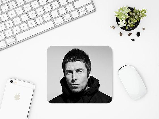Liam Gallagher Square Mouse Mat
