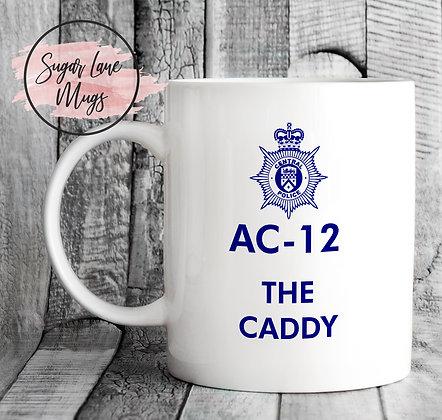 AC-12 Line of Duty The Caddy Mug