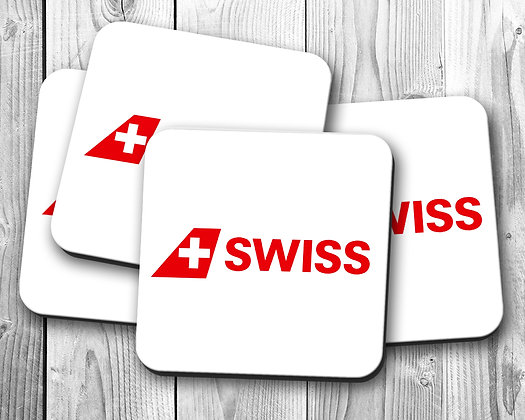 Swiss Air Airline Coaster