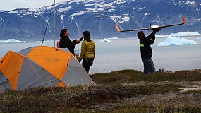 development and testing of new technology in the Arctic