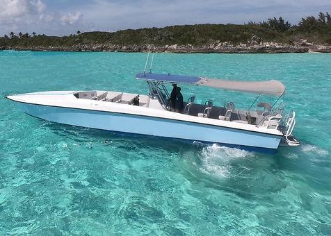 45 foot Don Smith boat