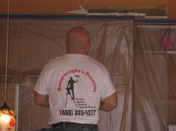 Drywall repair Denton Texas