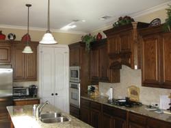 kitchen staining