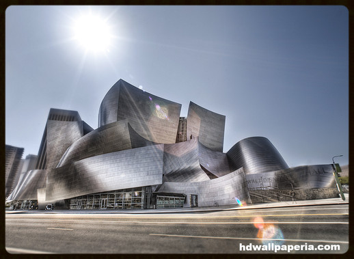 OBRAS ARQUITETÔNICAS: Walt Disney Concert Hall