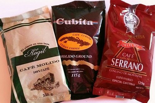 Serrano Cuban Coffee