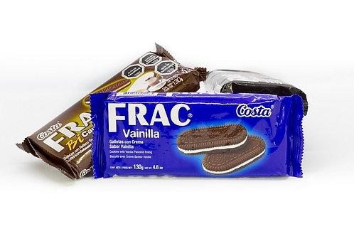 Vanilla Cookies – FRAC