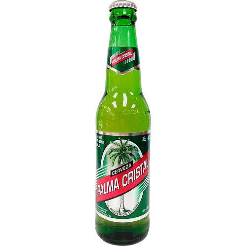 Cristal Beer Bottle