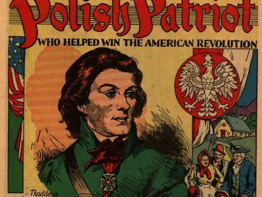 Kościuszko w amerykańskim komiksie złotej ery