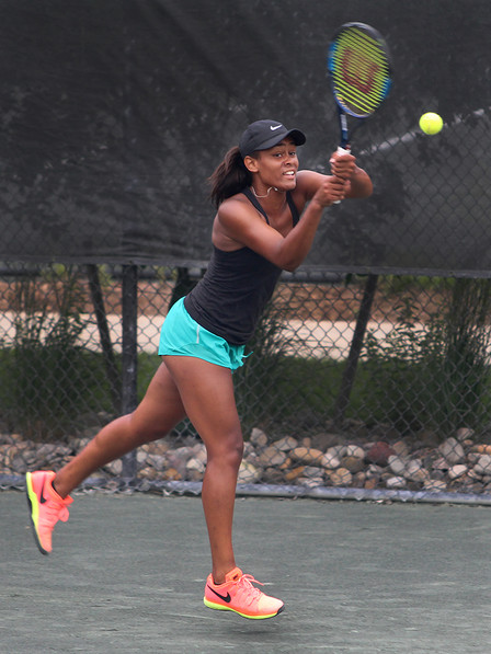 Day 2 Results: 7th ResortQuest Pro Women's Open at Sea Colony - $25k USTA Pro Circuit clay court