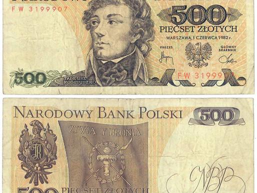 Jak Kościuszko robił i zdobił pieniądze, czyli pierwsze polskie banknoty w historii
