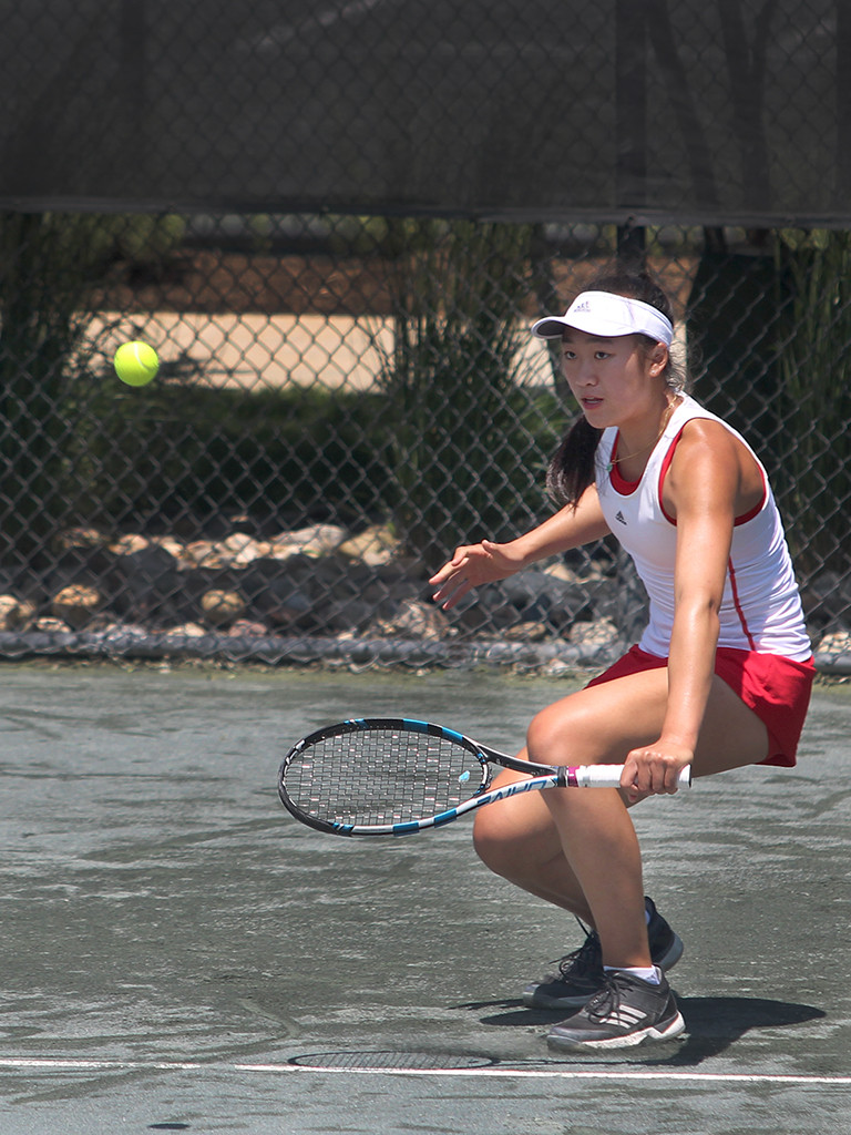 In a day packed with 38 singles and two doubles qualifying matches at the eighth annual ResortQuest Pro Women's Open at Sea Colony, American Rachel Lim knocked off the highest seeded player, dropping No. 7 South African Zoe Kruger 6-3, 6-4. Qualifying ends tomorrow morning followed by the first round of singles and doubles main draw play. Admission is free and the public is invited.