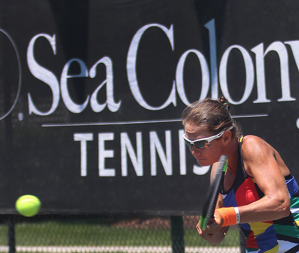 In what is believed to be the longest match in tournament history, No. 14 Georgian Salome Devidze needed 4 hours and 16 minutes on Court 20 Tuesday to topple No. 3 Kana Daniel 5-7, 7-6(8), 7-5 to advance to eighth annual ResortQuest Pro Women's Open at Sea Colony's singles main draw. Tournament play continues on Wednesday with singles and doubles first round match.
