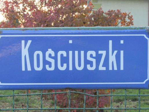 Jan Paweł II? Piłsudski? Mickiewicz? To Kościuszko ma najwięcej ulic w Polsce! 💪