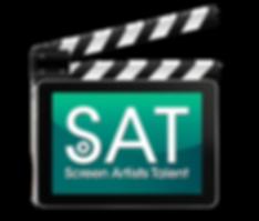Logo-SAT-Screen Artists Talent-with Drop