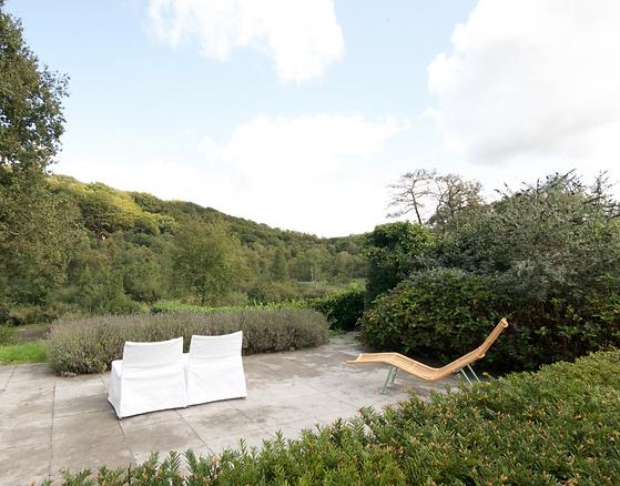 View, uitzicht, vakantiewoning, MOOOI mooi, ligstoel, lounge, bos, valei, tree,