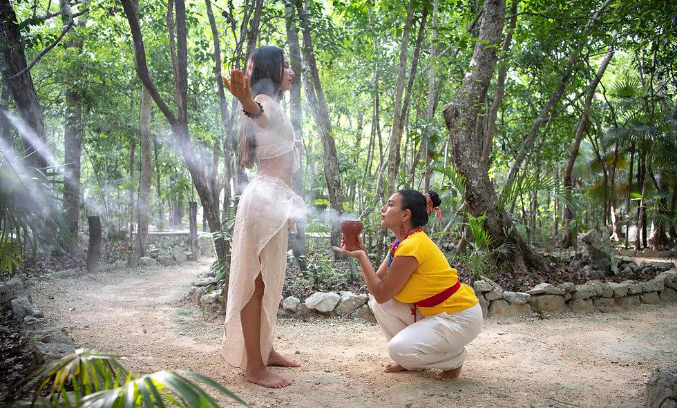 Holistika Tulum ceremonies